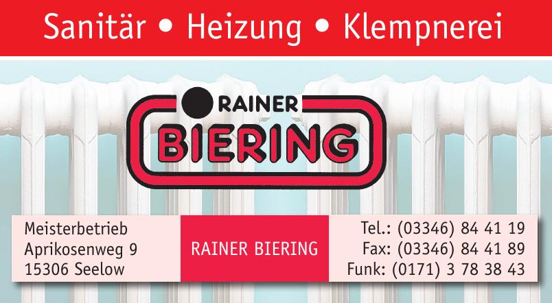 Rainer Biering