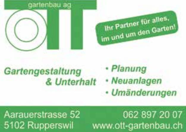 Ott Gartenbau AG