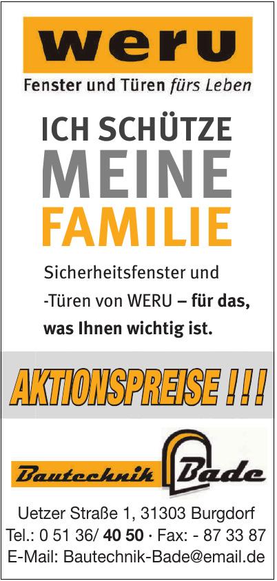 Bautechnik Bade GmbH
