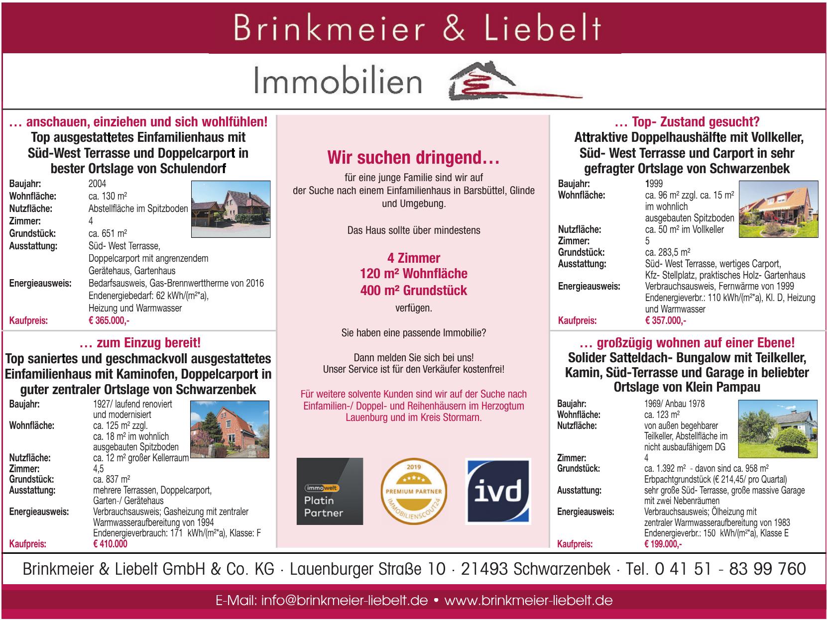 Brinkmeier & Liebelt GmbH & Co. KG