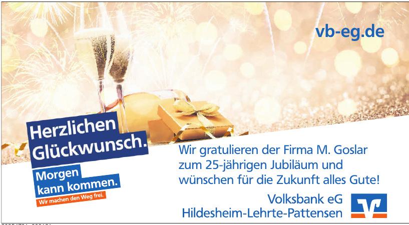 Volksbank eG Hildesheim-Lehrte-Pattensen