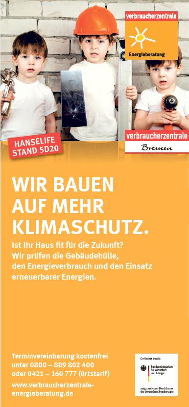 Verbraucherzentrale Bremen e. V.