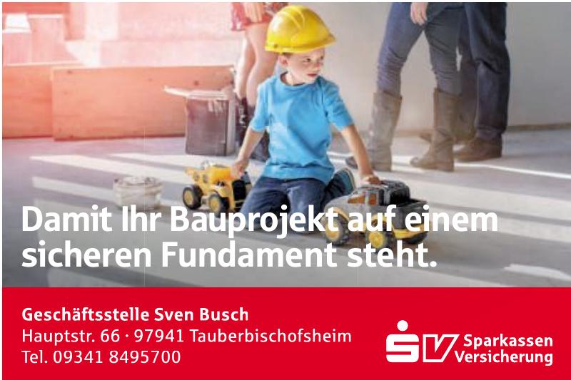 Sparkassen Versicherung - Geschäftsstelle Sven Busch
