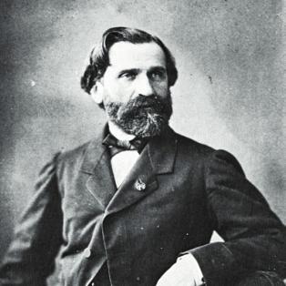 Giuseppe Verdi war im 19. Jahrhundert einer der wichtigsten Erneuerer des Musiktheaters.FOTO: ZENO