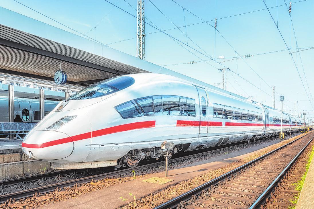 Bahnreisende haben bei Verspätungen oder Ausfällen der Züge viele Rechte Symbolfoto: GettyImages