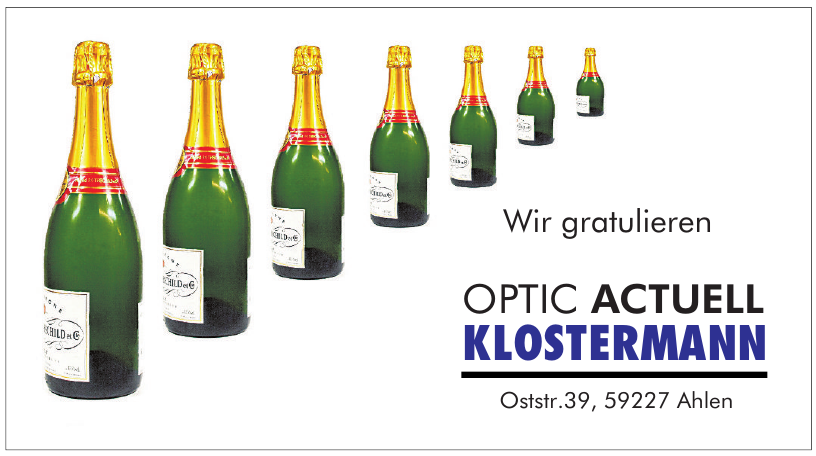 Optic Actuell Klostermann