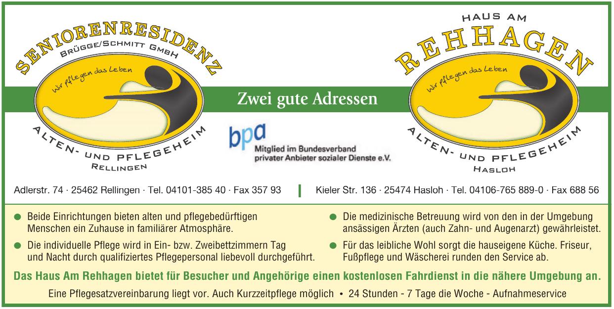 Seniorenresidenz Brügge/Schmitt GmbH