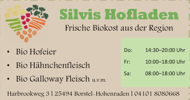 Silvis Hofladen