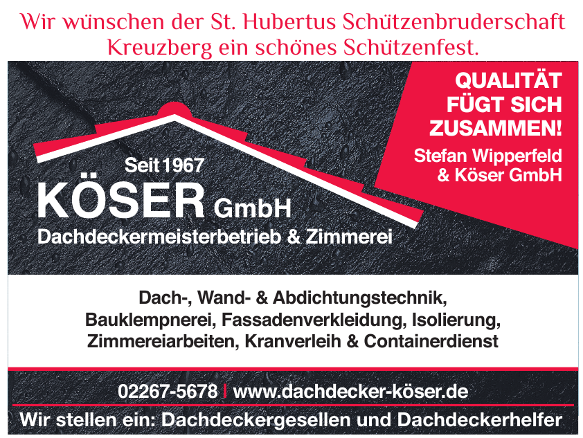 Stefan Wipperfeld &Köser GmbH