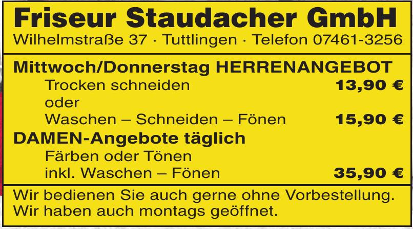 Friseur Staudacher GmbH