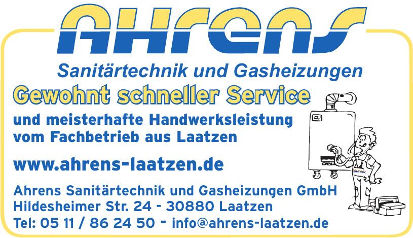 Ahrens Sanitärtechnik und Gasheizungen GmbH