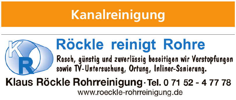 Klaus Röckle