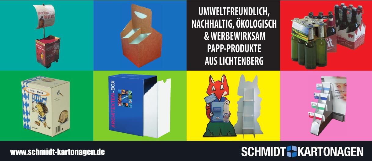 Schmidt Kartonagen