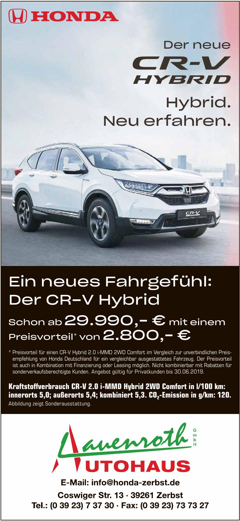 Autohaus Lauenroth GmbH