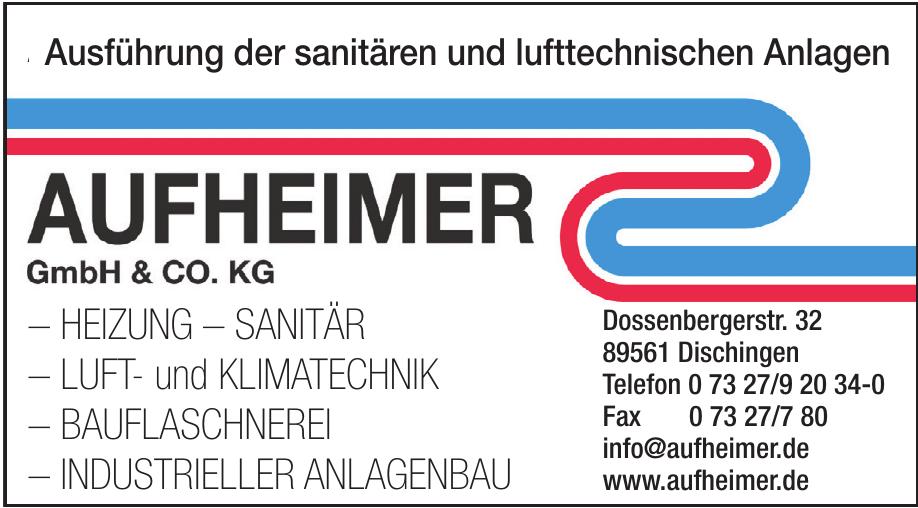 Aufheimer GmbH & Co. KG