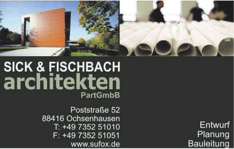 Sick & Fischbach Architekten Part GmbH