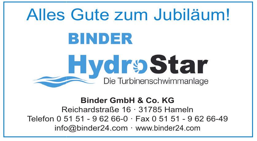 Binder GmbH & Co. KG