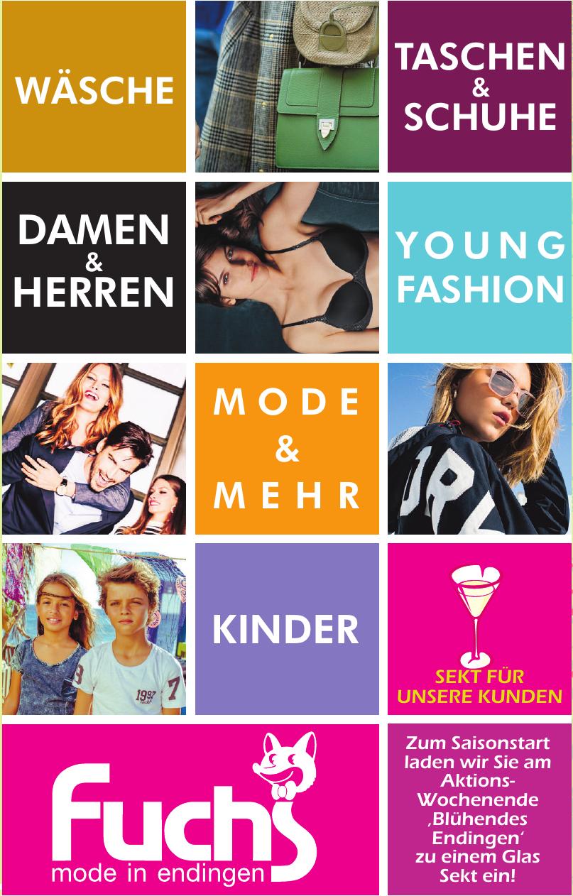 Fuchs Mode in Endingen