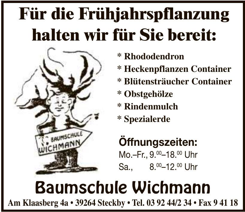 Baumschule Wichmann
