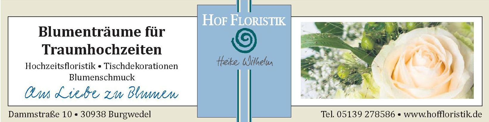 Hof-Floristik