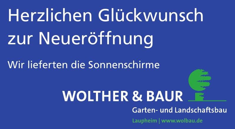 Wolther & Baur Garten- und Landschaftsbau