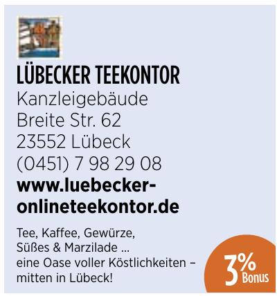 Lübecker Teekontor