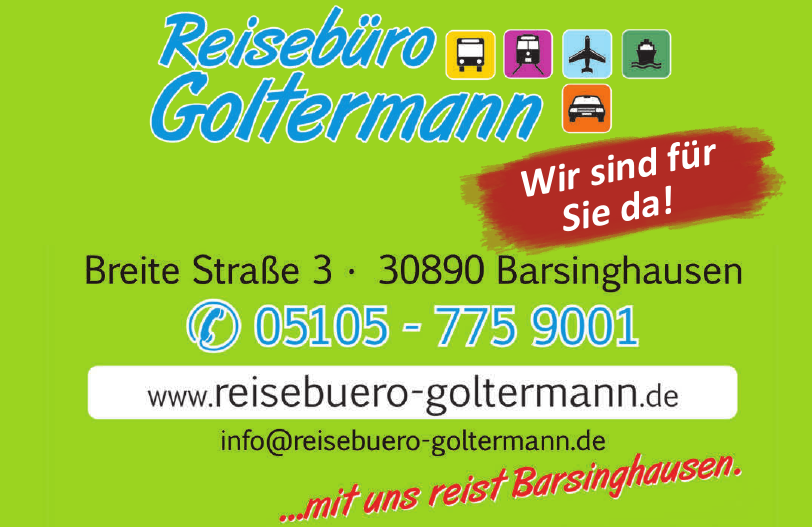 Reisebüro Goltermann