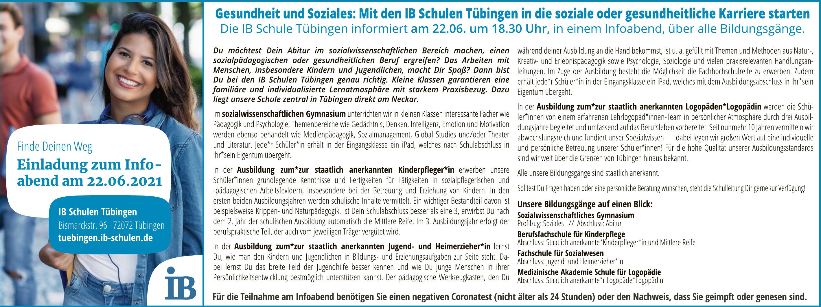 IB Schulen Tübingen