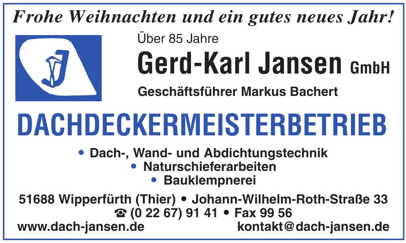 Gerd-Karl Jansen GmbH