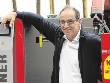 Ulrich Schneider, Geschäftsführer von Bad & Heizung Gaildorf KG.Foto: privat