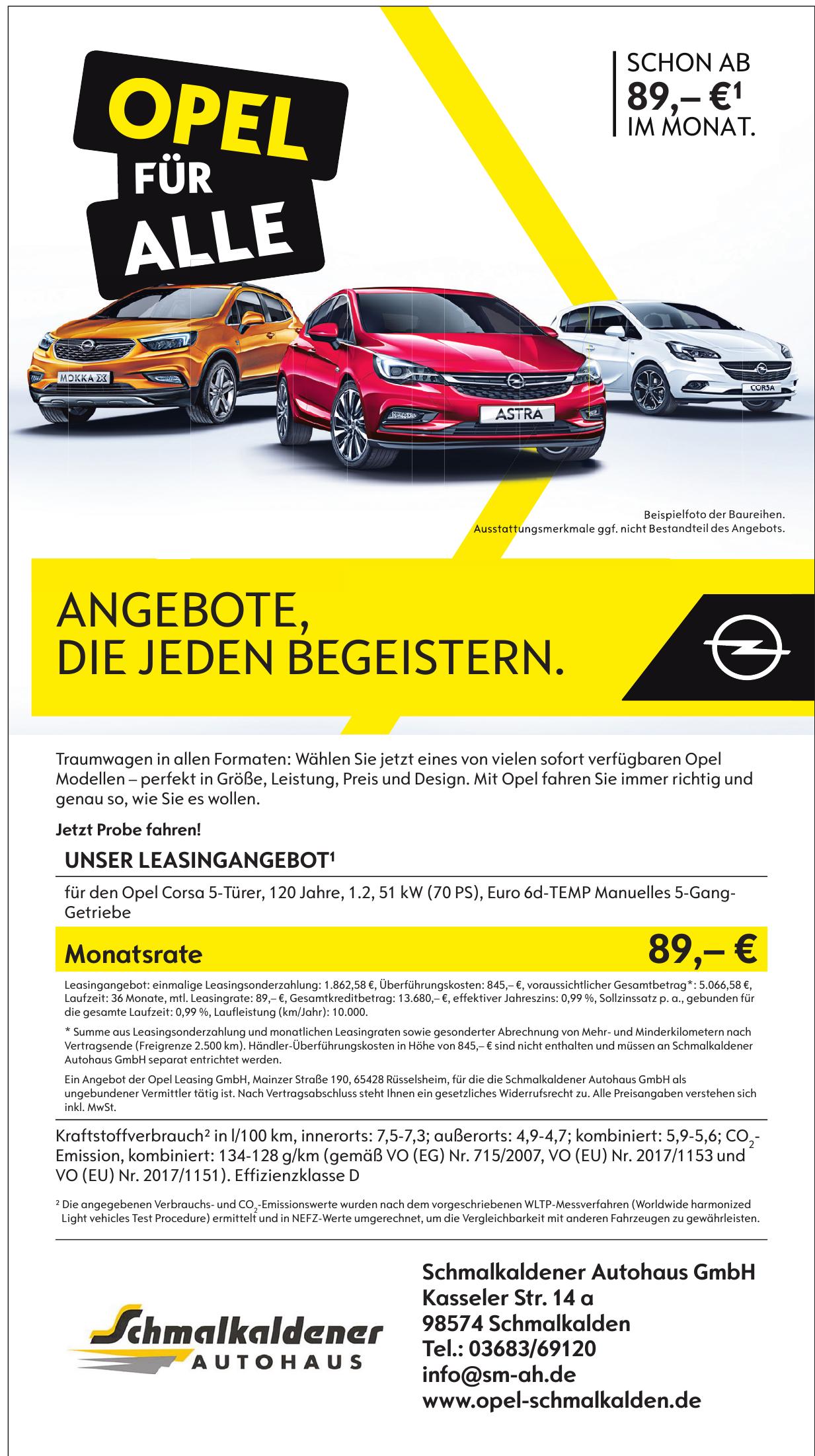 Schmalkaldener Autohaus GmbH