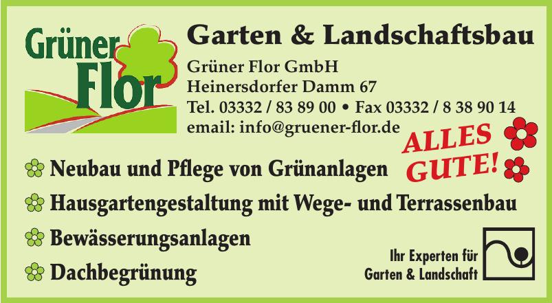 Grüner Flor GmbH