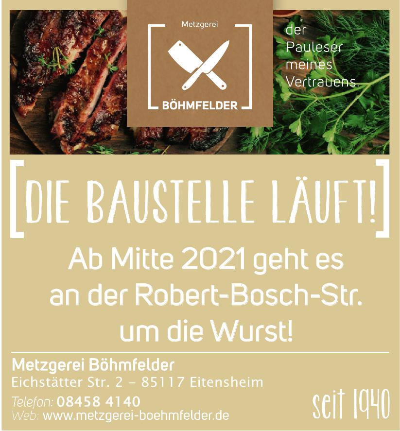 Metzgerei Böhmfelder