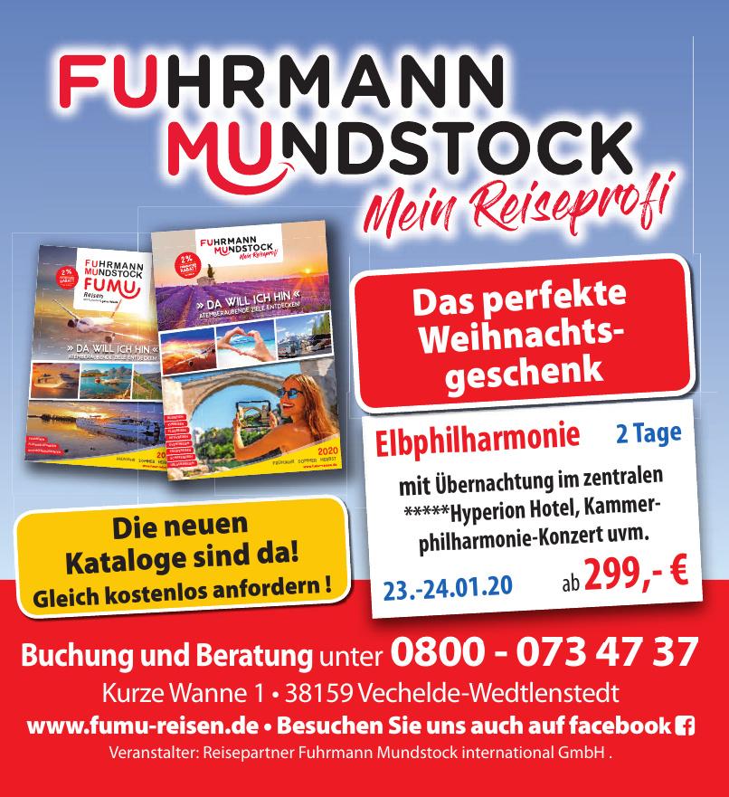 Fuhrmann Mundstock Fumu Reisen