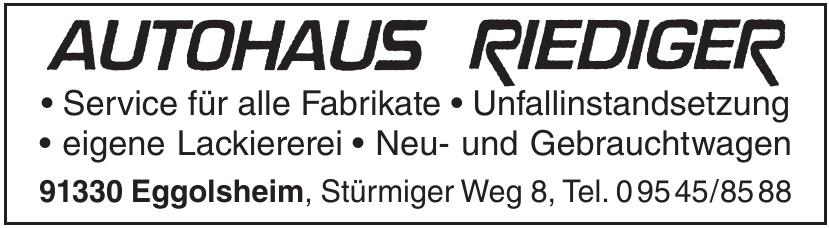 Autohaus Riediger