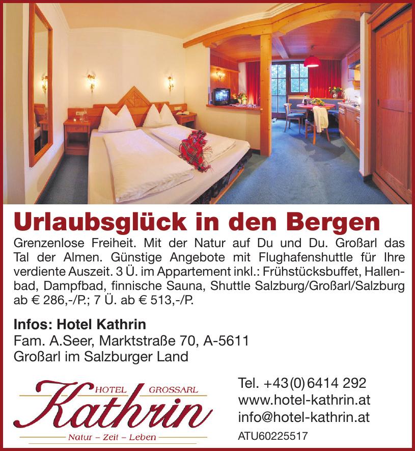 Hotel Kathrin - Fam. A.Seer
