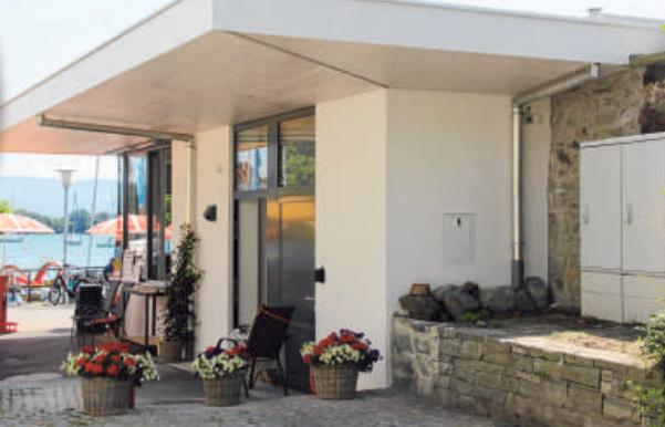 Moderner Neubau auf der Halbinsel Wasserburg Image 6
