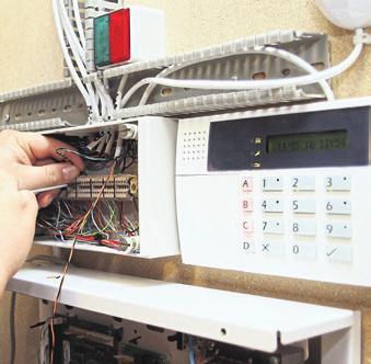 Moderne Meldetechnik schützt Haus und Hof Image 2
