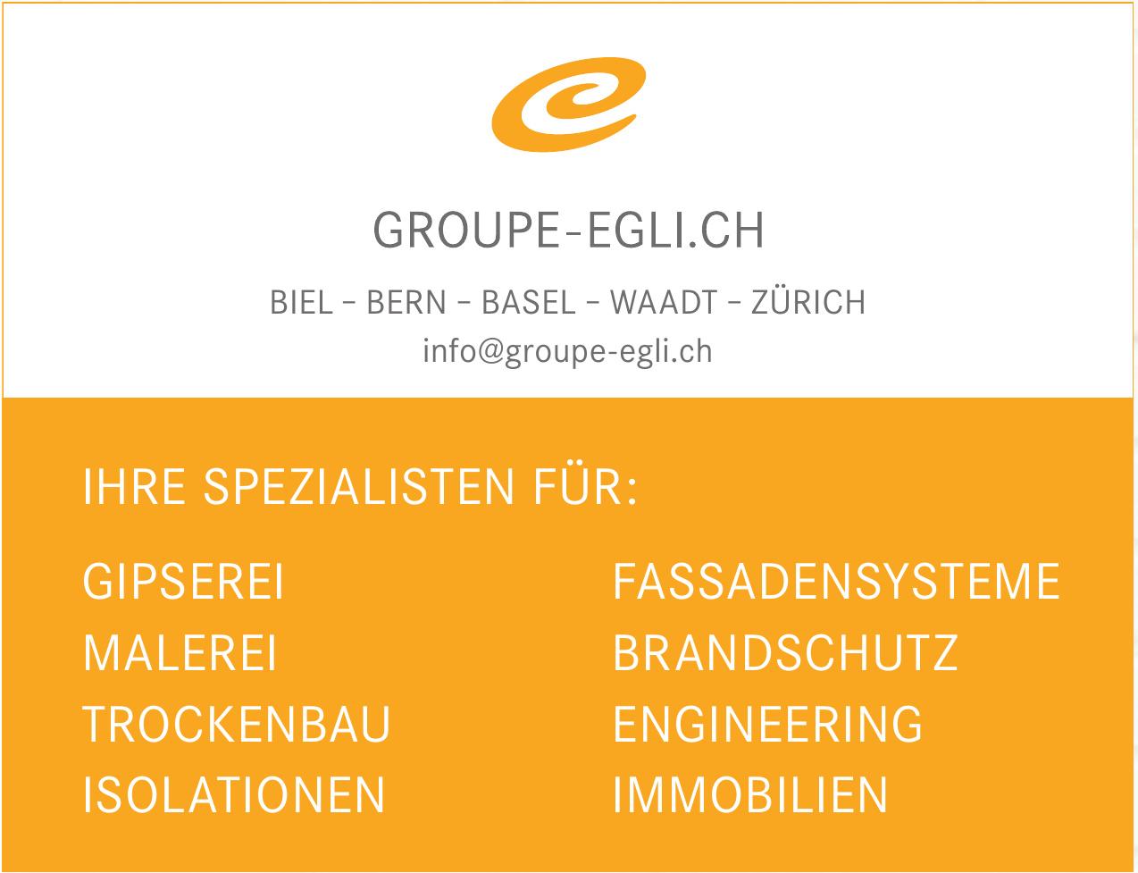Groupe Egli