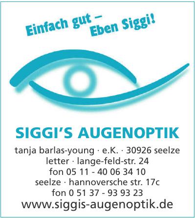 Siggi´s Augenoptik