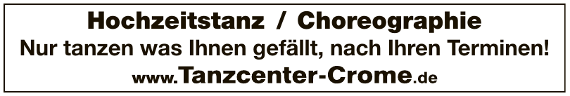 Tanzcenter Crome