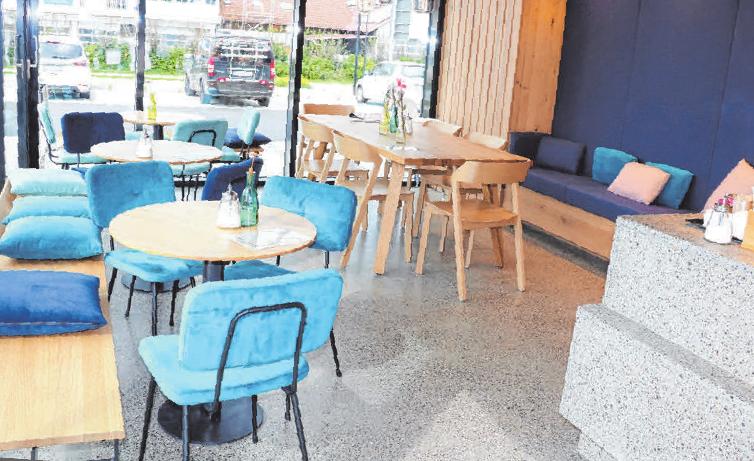 In schönem Ambiente können Gäste eine kleine Auszeit nehmen.