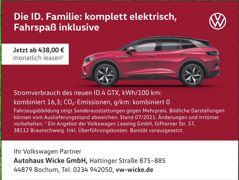 Autohaus Wicke GmbH