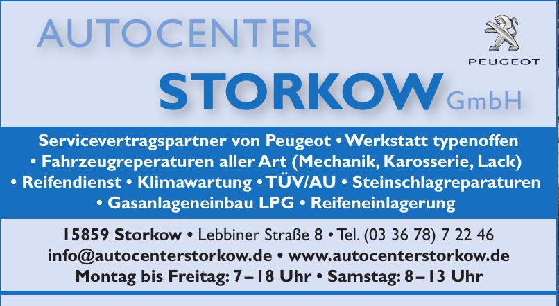 Autocenter Storkow GmbH