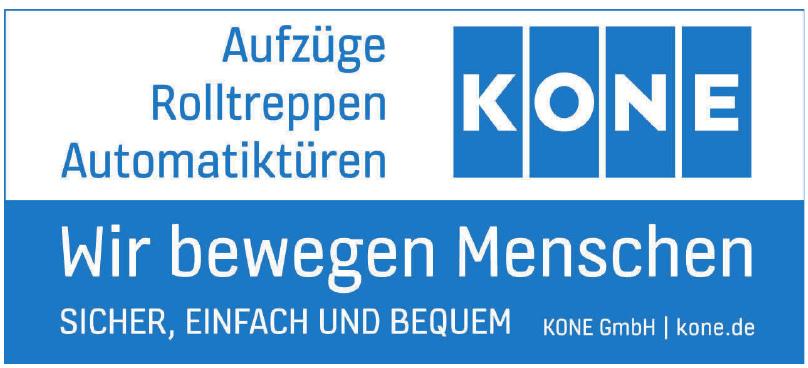 Kone GmbH
