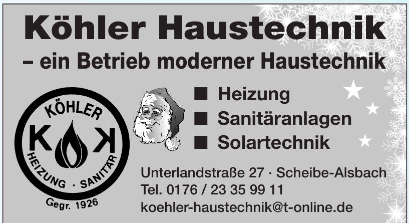 Köhler Haustechnik