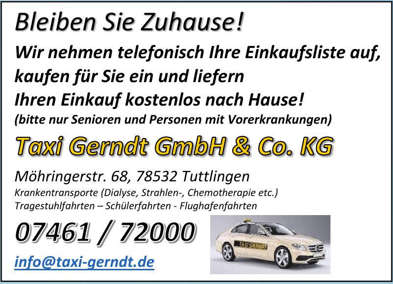 Taxi Gerndt GmbH & Co. KG