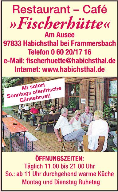 Gasthaus Fischerhütte