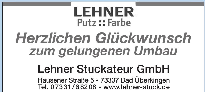 Lehner Stuckateur GmbH
