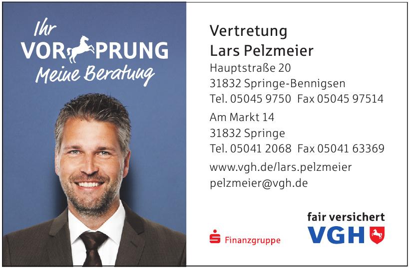 VGH Vertretung Lars Pelzmeier